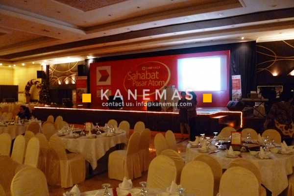 Event CIMB Niaga Bank at Bima Restaurant, Surabaya, East Java