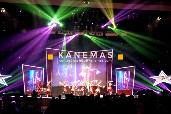Event CIMB Niaga Bank Has Talent 7 Countries South East Asia at Djakarta Theater, Jakarta