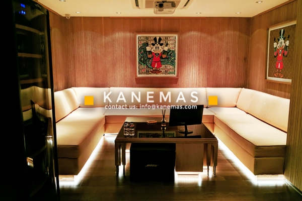 Karaoke Installation Private Residential at Pondok Indah
