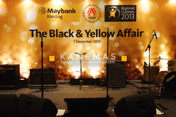 Event Maybank Kim Eng Gala Dinner at The Ritz-Carlton, Mega Kuningan, South Jakarta